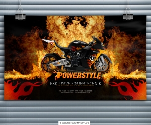 Powerstyle - Poster - 2008 V6